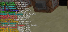 Hypixel Ranks in 1 screenshot