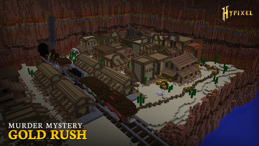 Gold Rush (Murder Mystery) | Hypixel Wiki | FANDOM powered