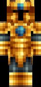 Arcanist Emperor Skin
