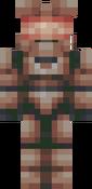 Golem-Commander Brown Skin