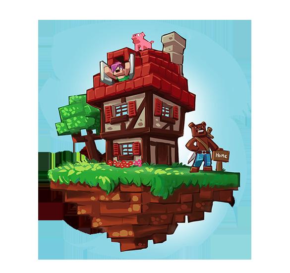 Player Housing | Hypixel Wiki | FANDOM powered by Wikia