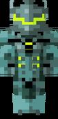 Creeper-Cricket Skin