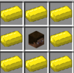 Gold head