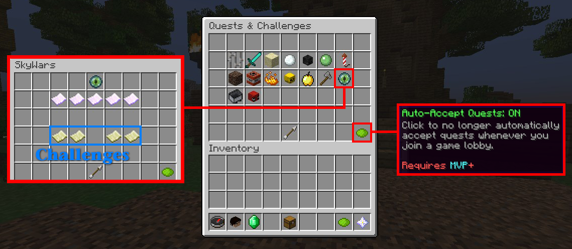 Quests & Challenges | Hypixel Wiki | FANDOM powered by Wikia