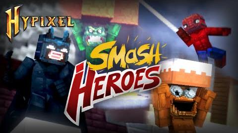 SMASH HEROES - Animated Trailer Play now on mc.hypixel.net!