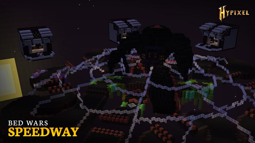 Halloween Speedway (BedWars) | Hypixel Wiki | FANDOM powered
