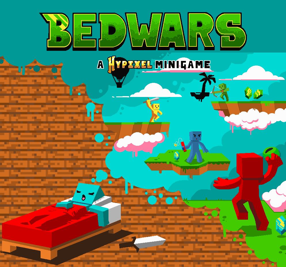 Bed Wars Hypixel Wiki Fandom