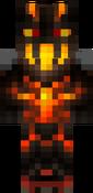 Blaze Molton Skin