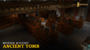 Ancient Tomb (Murder Mystery)