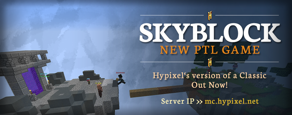 Skyblock | Hypixel Wiki | FANDOM powered by Wikia