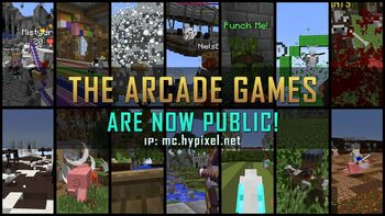 The Arcade Games | Hypixel Wiki | FANDOM powered by Wikia