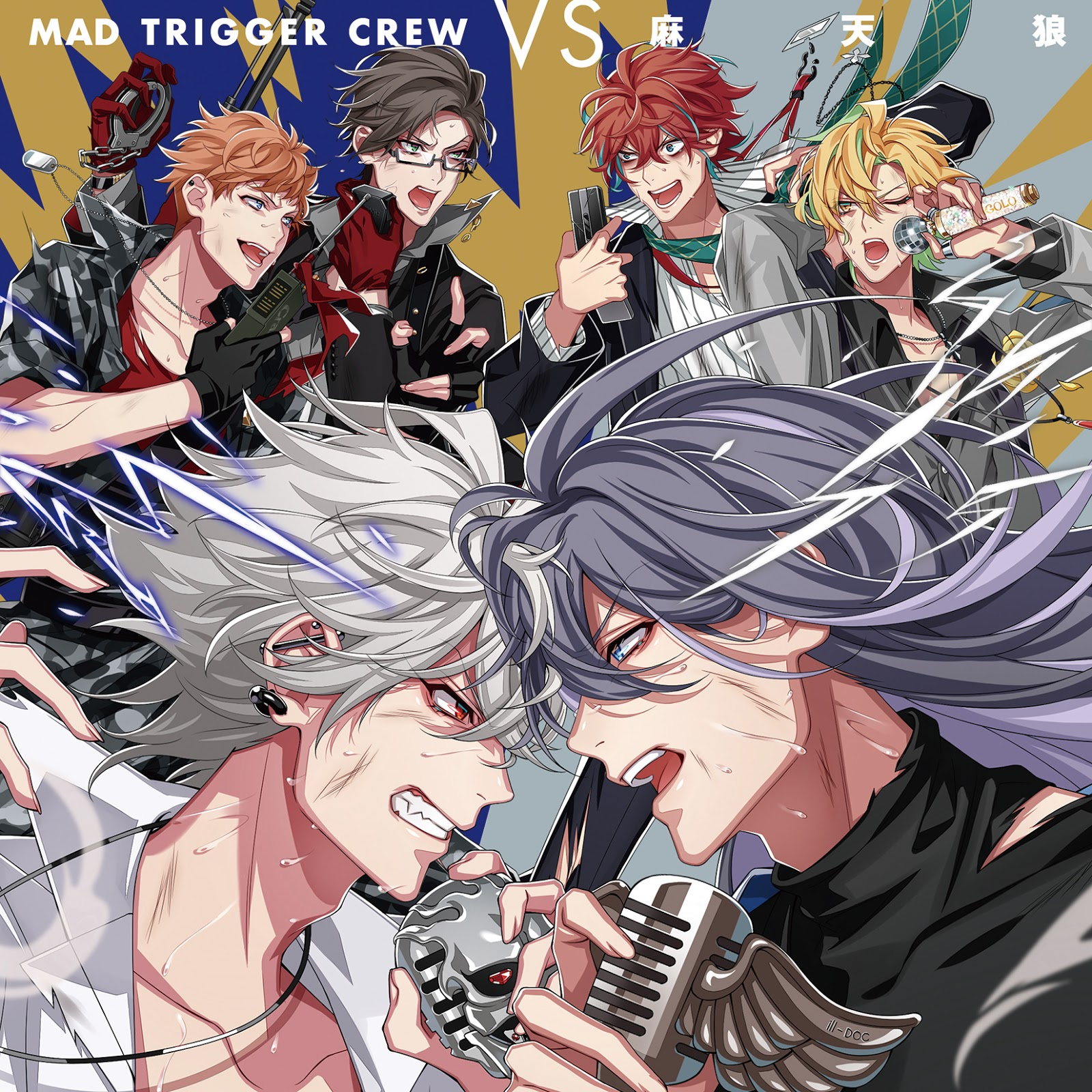 DEATH RESPECT | Hypnosis Mic Wiki | FANDOM powered by Wikia