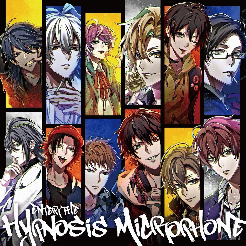Enter the Hypnosis Microphone | Hypnosis Mic Wiki | FANDOM powered