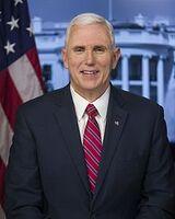 Mike Pence official portrait