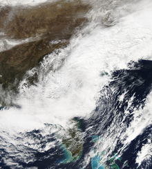 Nor'easter March 7 2014
