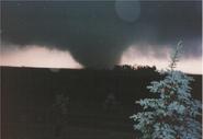 F5 tornado 1992