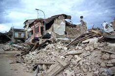 Earthquake-Rubble