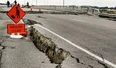 Earthquake Road Damage (2)