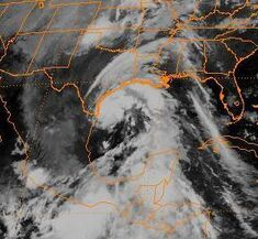 Tropical Storm Arlene (1993)