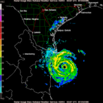 Hurricane Emily on Brownsville NEXRAD at 0307 UTC.png