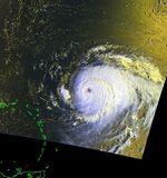 Hurricane Gert (1999) - Cropped - 1.JPG