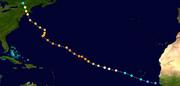 Donald 1977 SDTWFC Track