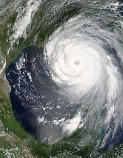 Hurricane Katrina August 28 2005 NASA