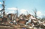 F3 tornado damage example