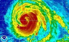 Hurricane Bill (2009) - IR - Strengthening