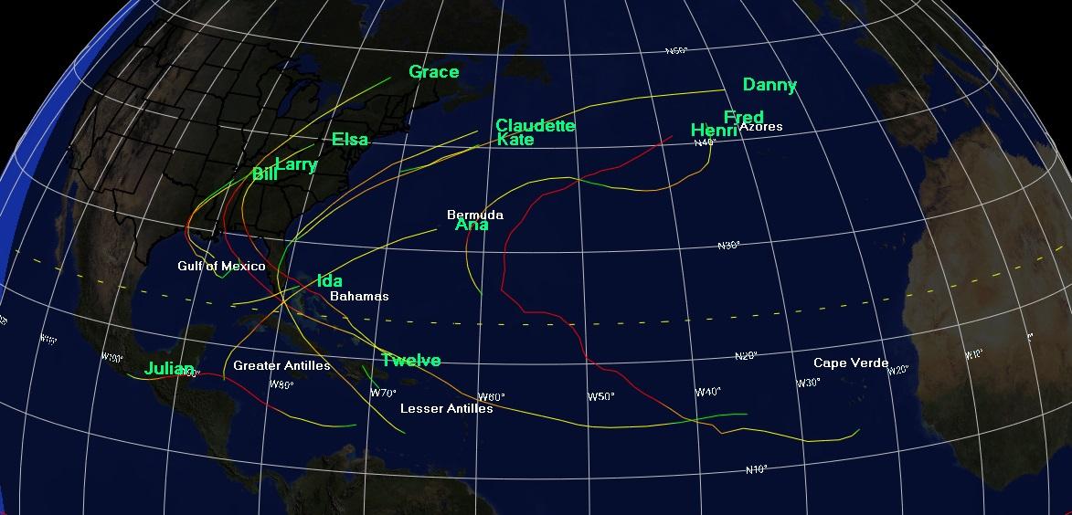 Hurricane 2021 Tv
