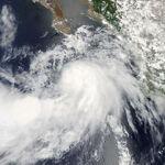 Tropical Storm Ivo 2013-08-23 2030Z.jpg