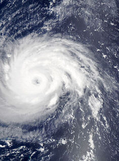 Hurricane Katia Sept 5 2011 1700Z