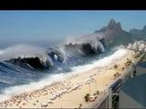2035 Reunion earthquake and tsunami