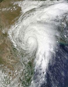 Tropical Storm Hermine 2010-09-07 1725Z