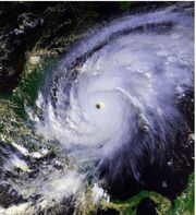 Hurricane Mitch 1998 oct 26 2028Z
