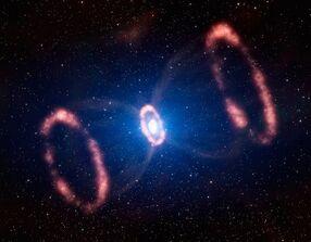 Binary Pulsar 2 to 1