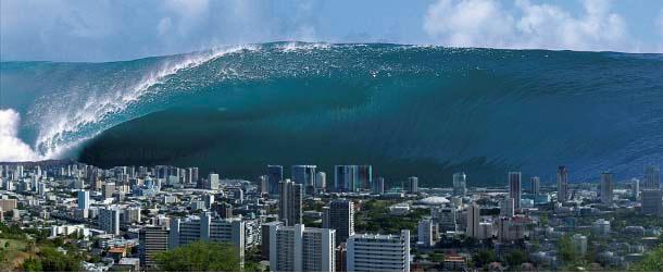 2028 West Coast Mega Tsunami | Hypothetical Tsunamis Wikia