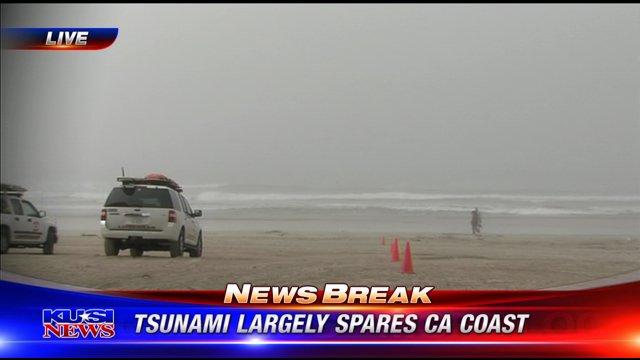 Tsunami 2021