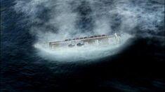 10 5 - Tsunami overtakes Ship