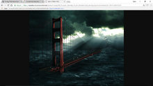 San Fransico Tsunami