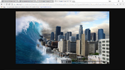 Los Angeles Tsunami