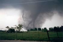 Wyominga's Heart tornado