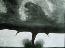 Old tornado pic