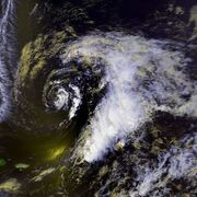 Subtropical Storm One 22 apr 1992 1834Z