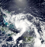 Tropical Depression 3 jul 22 2010.jpg