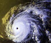 Hurricane John 24 aug 1994 0255Z