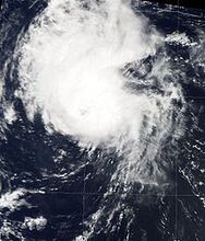 Hurricane Danielle 17 aug 2004 1255Z