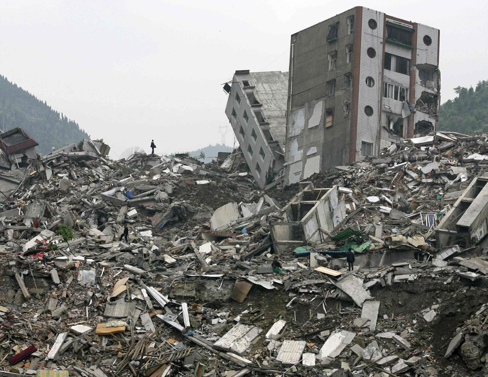 Natural Disasters Caused By Earthquakes