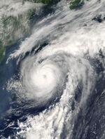 Hurricane Alex (Category 3)