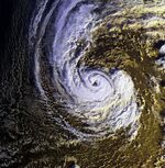 Hurricane Olga 27 nov 2001 1148Z